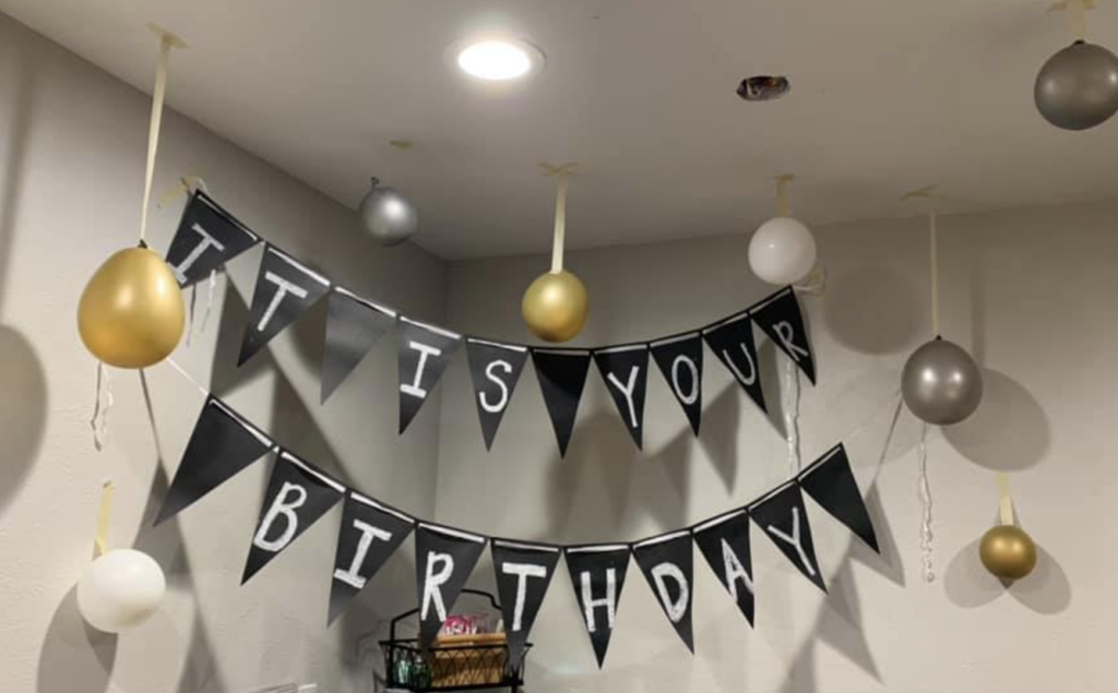 It's your birthday genric birthday sign The Office